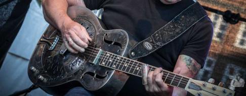 Blues Keyvisual