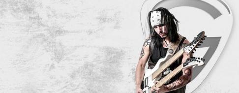 Informationen über den Beruf des Rockgitarristen