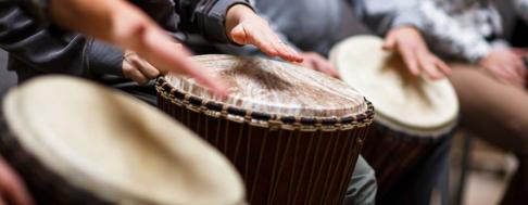 Percussion Instrumente Keyvisual