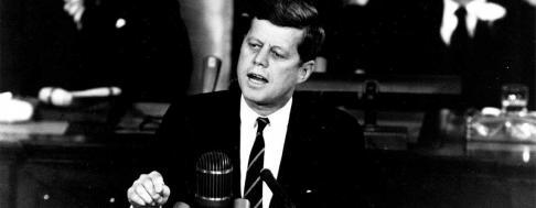 John F. Kennedy Keyvisual