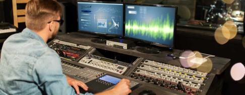 Tontechniker Keyvisual