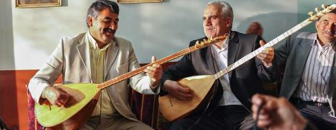 Türkische Musik Keyvisual