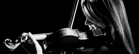 Violine Keyvisual