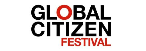 Global Citizen Festvial Logo