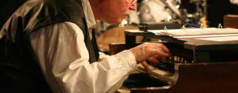 Hammond Orgel Keyvisual