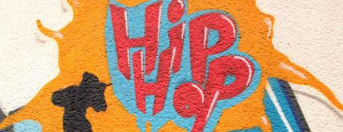 Hip-Hop Keyvisual