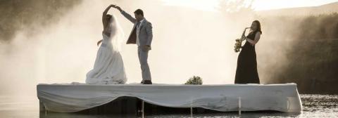 Hochzeitsmusik Keyvisual