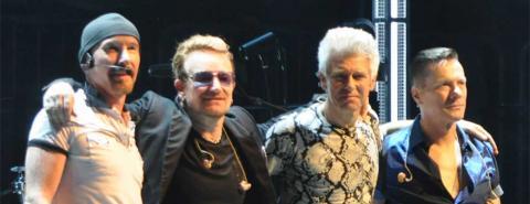 U2 Keyvisual