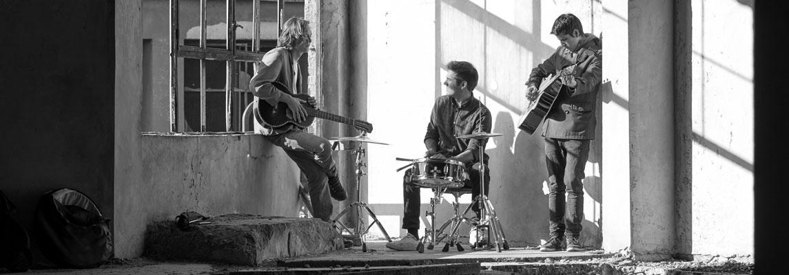 Band und Musikgruppen Keyvisual