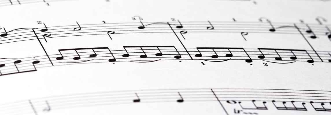 Freie Noten für Musikunterricht Keyvisual
