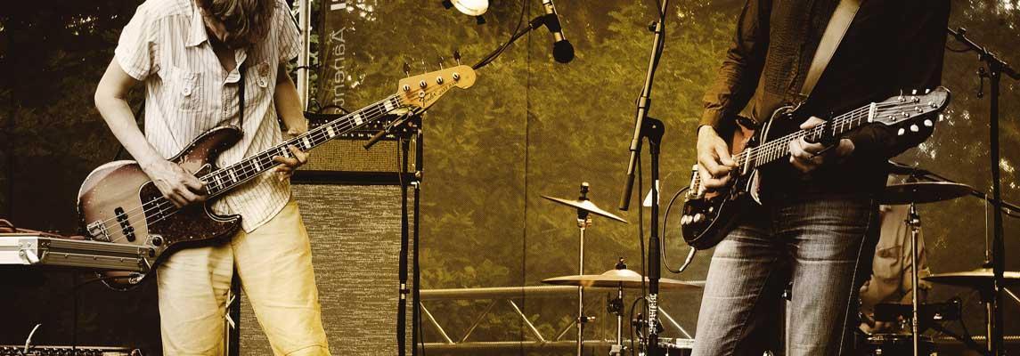 Rockmusik Keyvisual