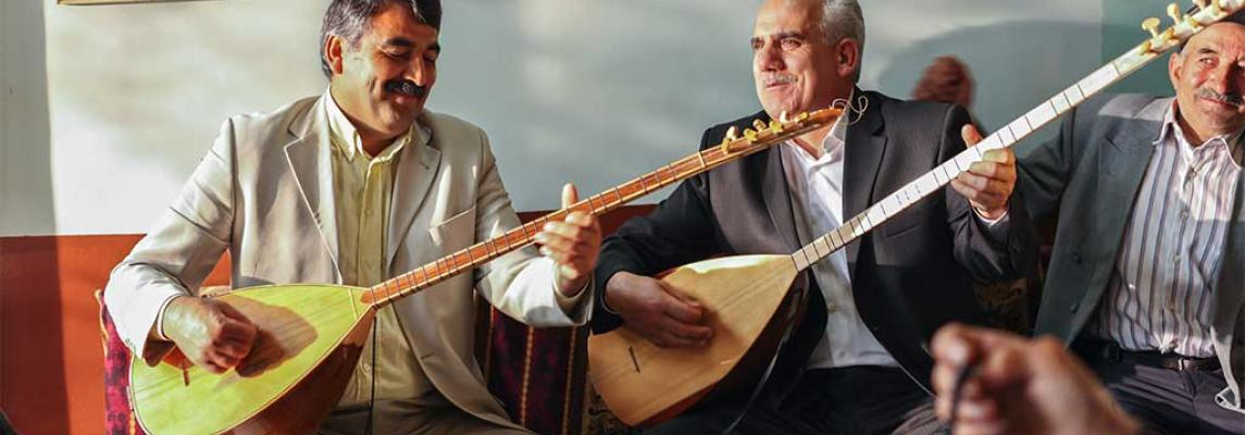 Folkloreinstrumente Keyvisual